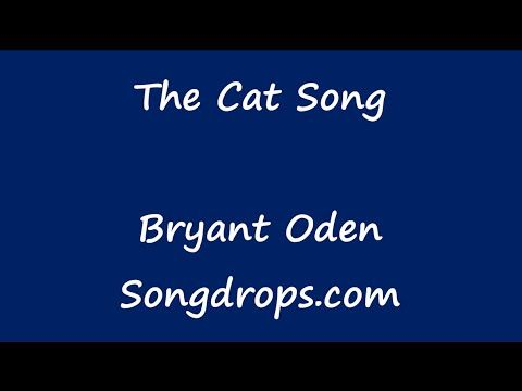 A funny song about cats Other funny songs by Bryant Oden The Duck Song Tarantulas I Got a Pea The