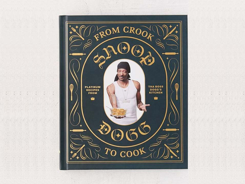 Snoop Dogg s first ever cookbook From Crook to Cook