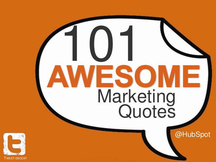 101 Marketing