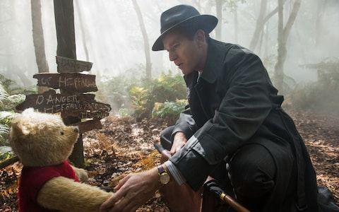 Ewan McGregor stars in Disney s Christopher Robin