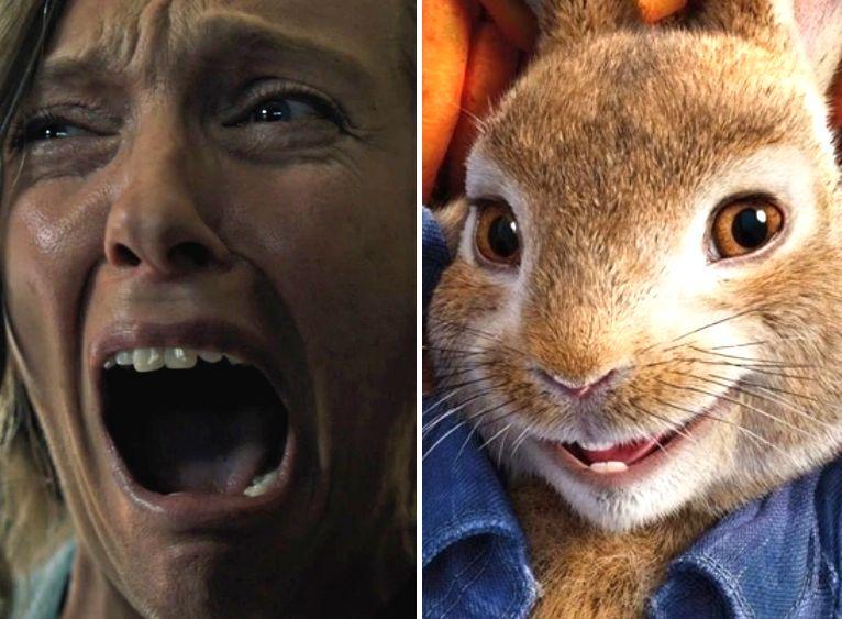 "Australian Movie Theater Plays Hereditary Trailer Before Peter Rabbit Families Panic and Flee the Cinema """