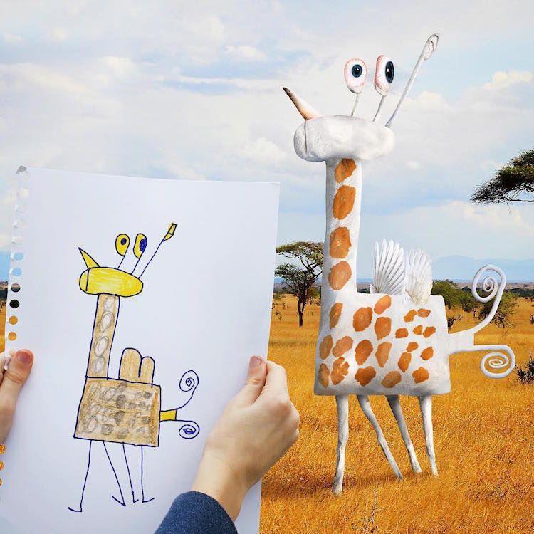 Funny Kids Drawings Digital Art Things I have Drawn