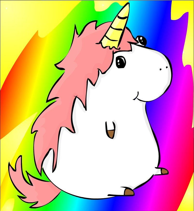 Cartoon Unicorns