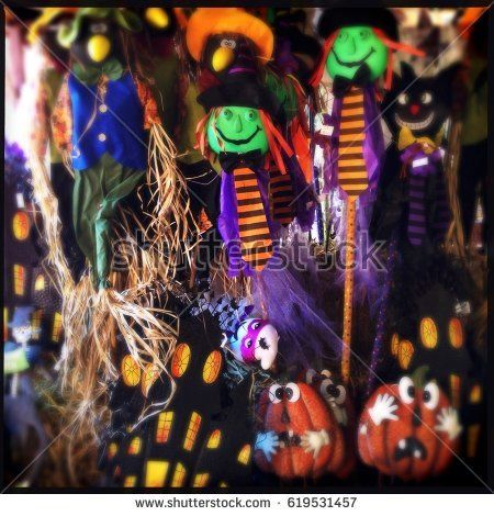 funny and scary Halloween Decorations