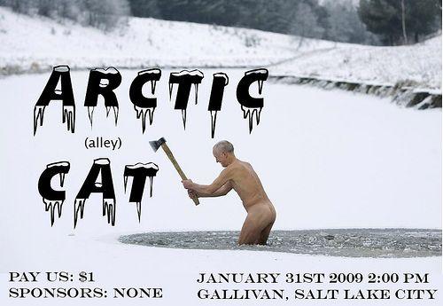 Arctic cat freezing nuts