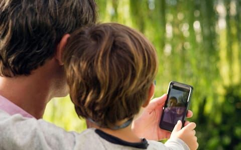 By the time the average child is five its parents have posted 1 500 images of