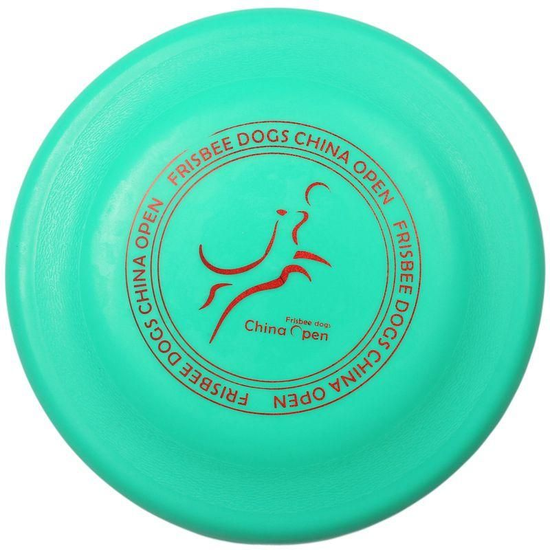 Dog Frisbee Flying Discs Interaction Training Toy Supplies Resistance To Bite Pet Puppy Golden Retriever Labrador Dog Play Toys UK 2019 From Mehome