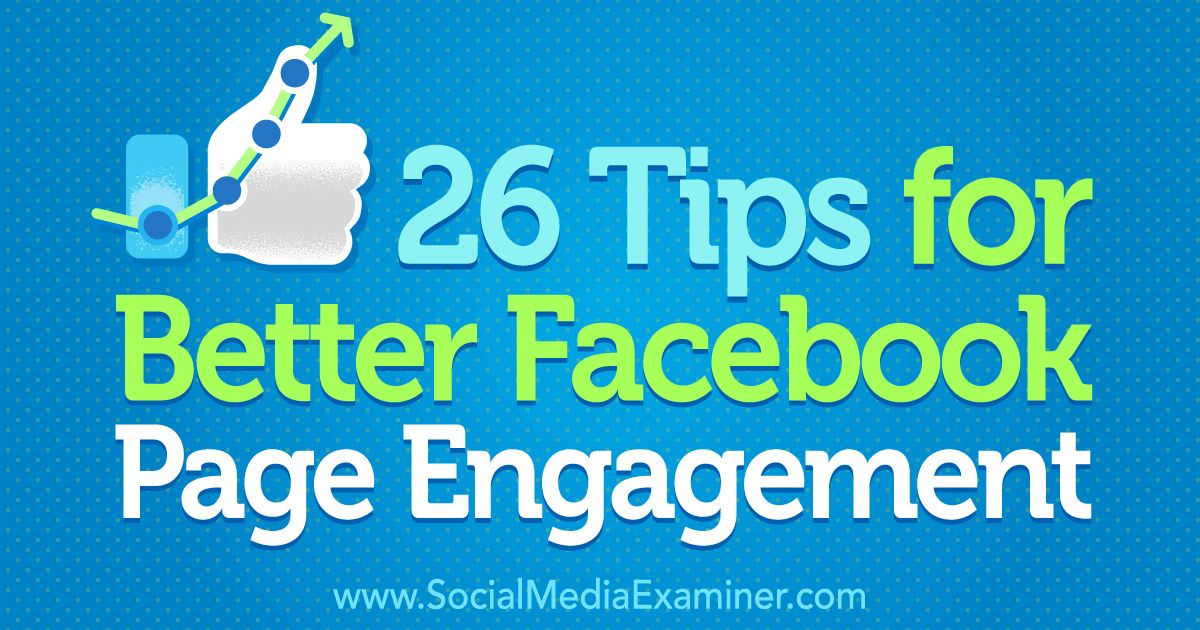 ways to better post engagement