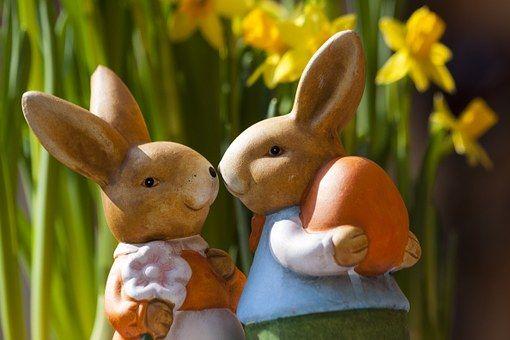 Easter Bunny Easter Rabbit