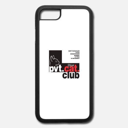 iPhone 7 & 8 CaseTeam Funny Cat Club