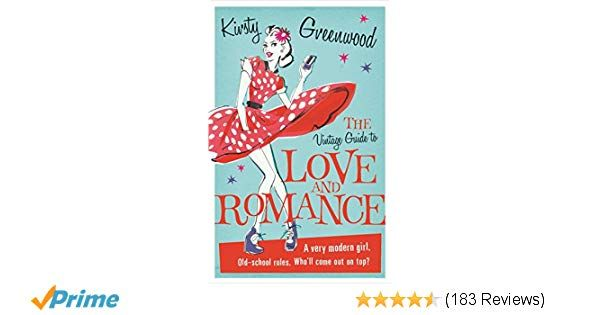 The Vintage Guide to Love and Romance Amazon Kirsty Greenwood Books