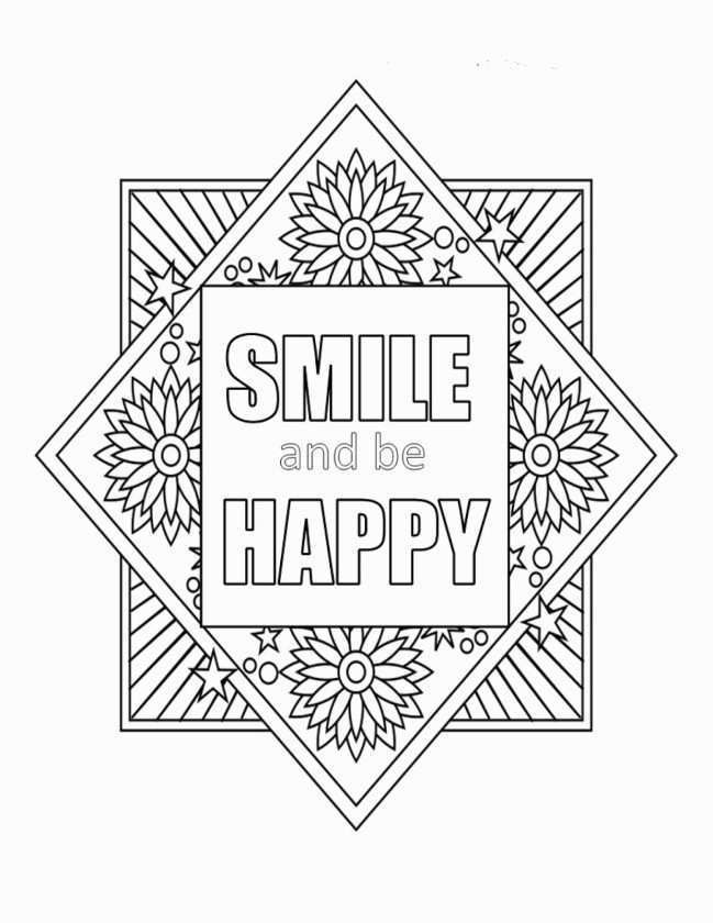 Coloring Pages for Adults Quotes Elegant Lovely Coloring Pages Quotes New Printable Beautiful Printable Quotes 0d