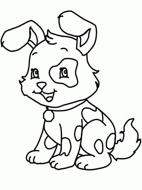 Cute Dog Coloring Pages New Printable Od Dog Coloring Pages Free Colouring Fun Time Also Cute