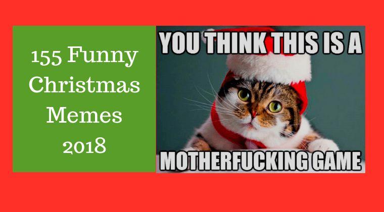 155 Funny Christmas Memes 2018 4