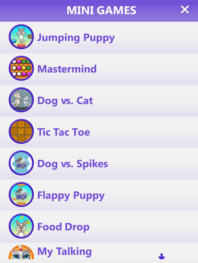 My Talking Dog – Virtual Pet on the App Store