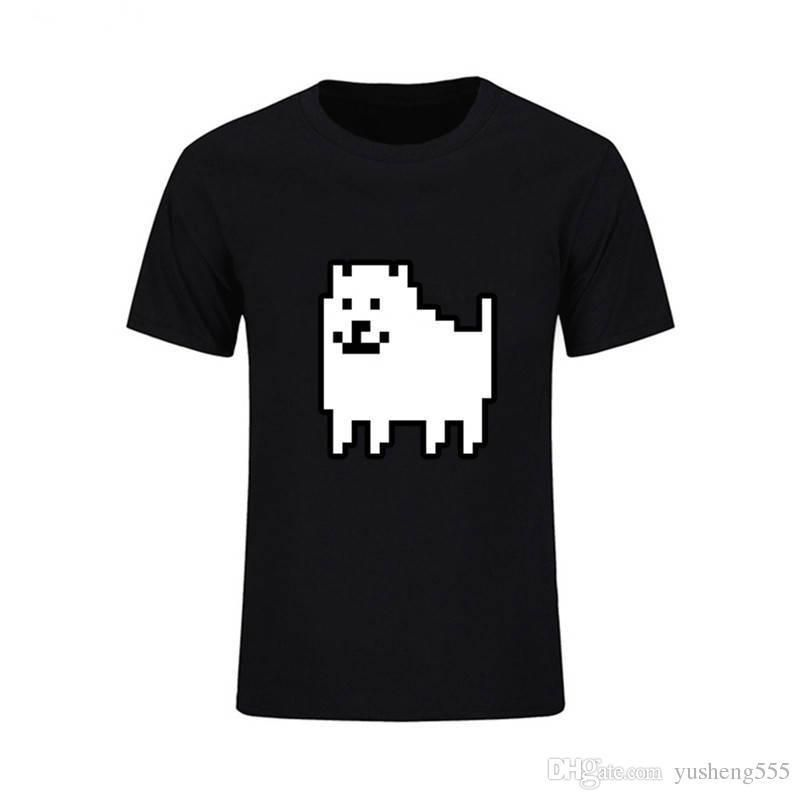 Print T Shirt Summer Crew Neck Men fort Soft Short Sleeve Annoying Dog Space Shirt Buy Shirt Designs Funny Clever T Shirts From Amesion2408