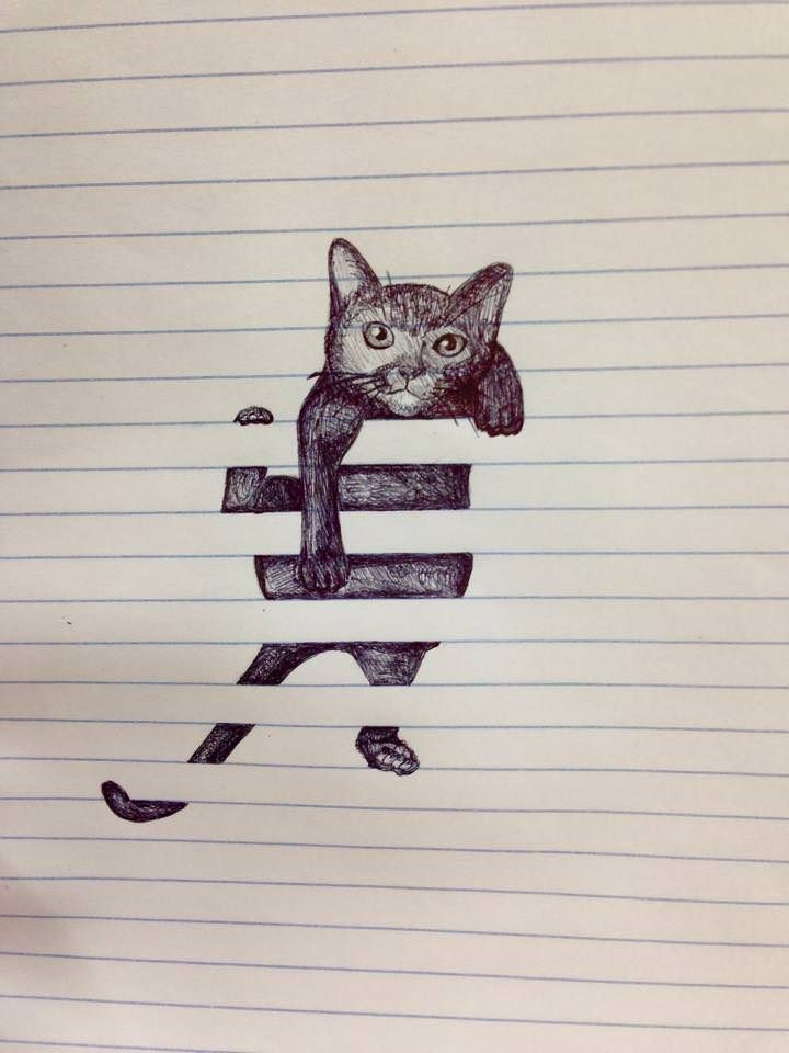 Grab Hold Of the Fresh Funny Cat Pictures Hang In there Drawing