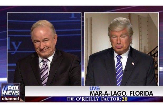 SNL Saturday night live alec baldwin donald trump bill oreilly 2