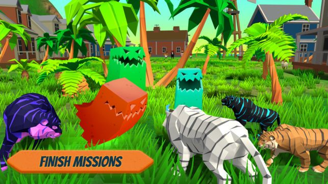 Tiger Simulator 3D on the App Store