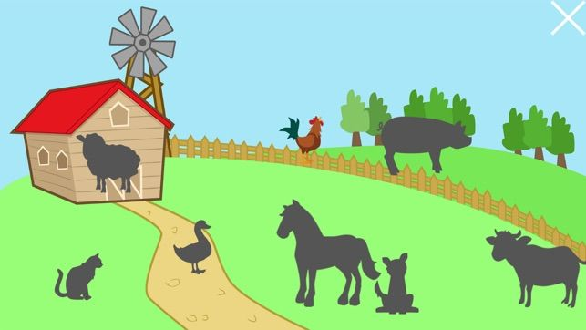 A Baby to Toddler Farm Animals and Motors Music Game 4
