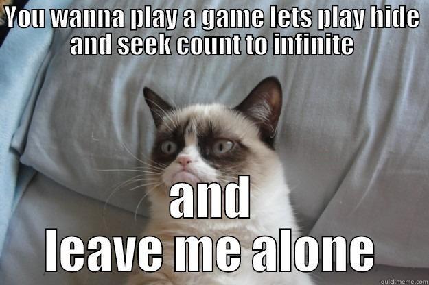 Grumpy Cat Hates Games
