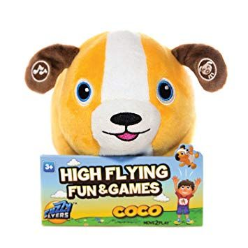 Amazon Talkin Animals Made To Get Kids Active With Games Coco the Interactive Plush Dog Toys & Games