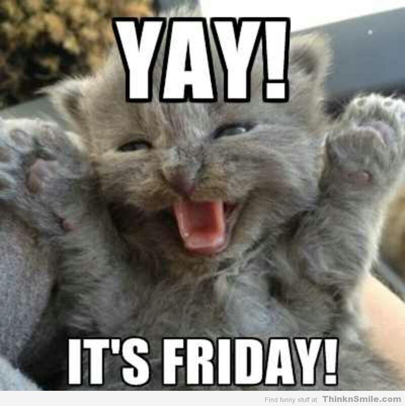 Yay It s Friday