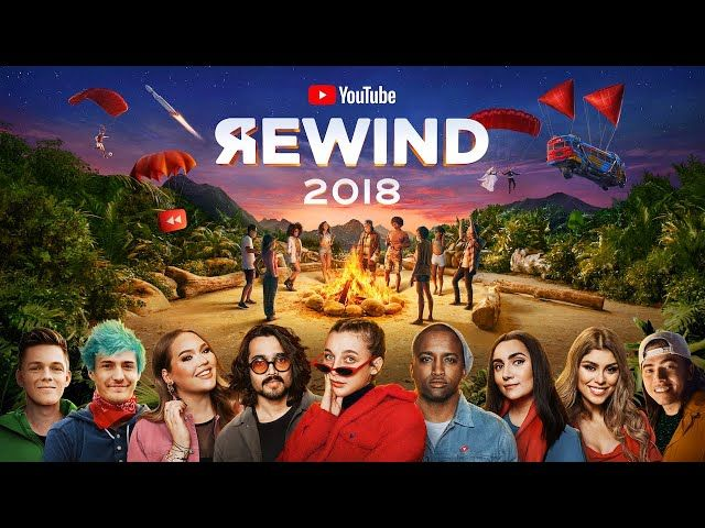 Rewind 2018 is officially the most disliked video on The Verge
