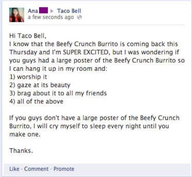 Taco Bell Meme pilation35