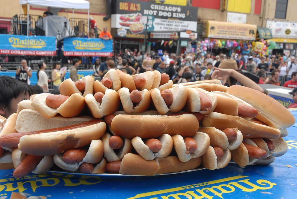 93rd Annual Nathan s Famous 4th July International Hot Dog Eating Contest