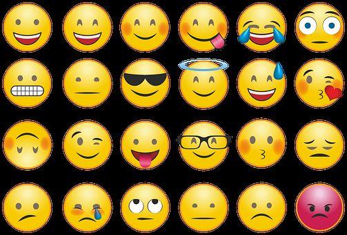 Emoji Smilie Whatsapp Emotion Laugh