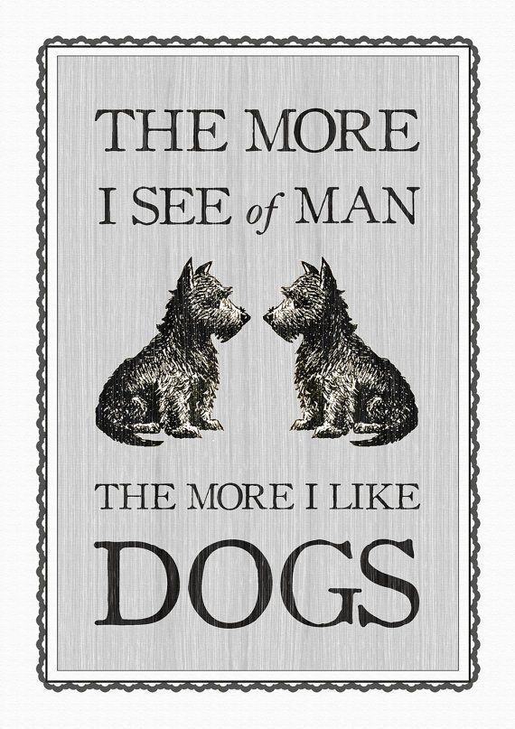 Dog Quote Poster Dog Print Pet Art Poster Art by oflifeandlemons This is true of my everyday life