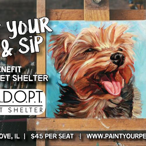 To Benefit ADOPT Pet Shelter