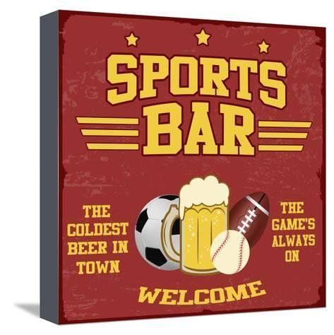 radubalint sport bar poster a G