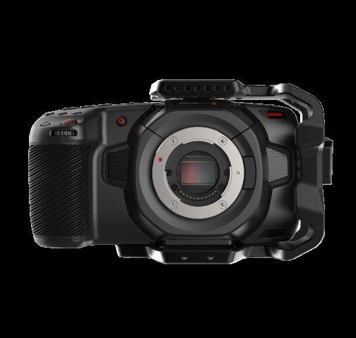 8Sinn BM Pocket Cinema Camera 4K Half Cage