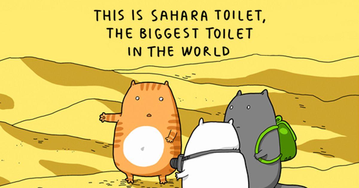 cute illustrations 2016 cats wall calendar lingvistov fb