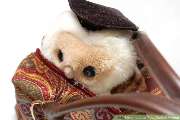 Image titled Love Stuffed Animal Step 4