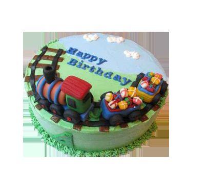 TRAIN CAKE OK107