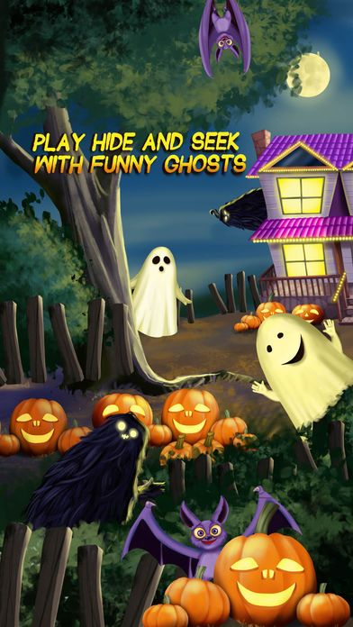 Sweet Baby Girl Halloween Fun Spooky Makeover & Dress Up Party Screenshot on iOS