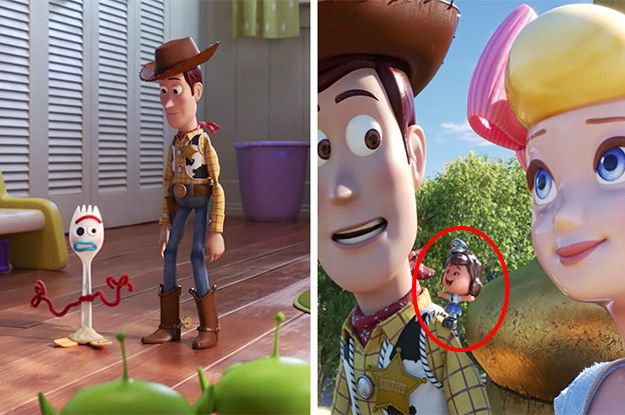 20 easter eggs from the toy story 4 trailer that 2 1 dblbig