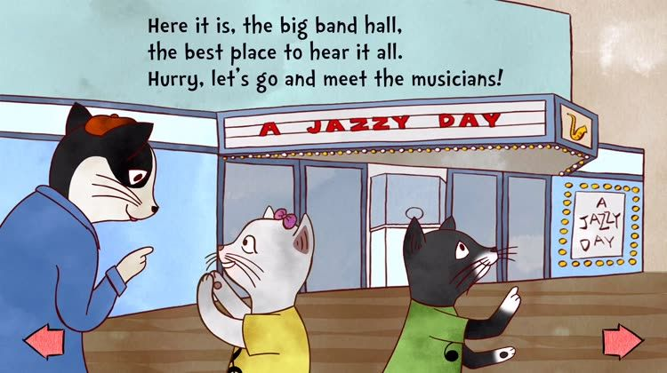 A Jazzy Day Music Education