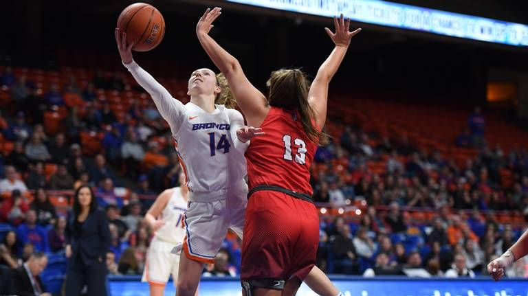 Boise State guard evolves from 5 turnovers in 5 minutes to Mountain West Tournament