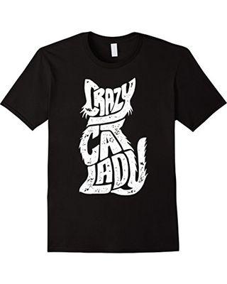 Crazy Cat Lady Shirt Funny Cats meme Kitty Kitten T Shirt