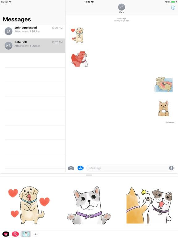 Screenshot 2 for Funny Dog Life Animated