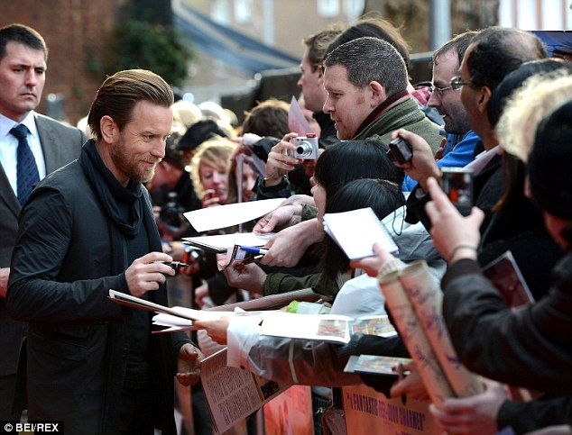 See the Beautiful Ewan Mcgregor Funny Animal Pictures
