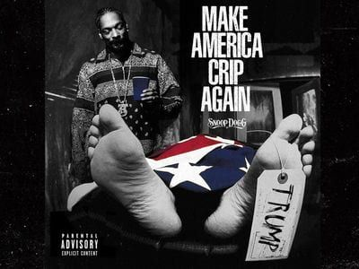 Snoop Dogg Mocks Trump Assassination Again