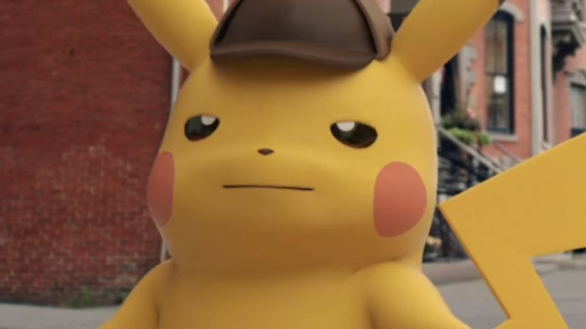 Detective Pikachu release confirmed for summer 2019