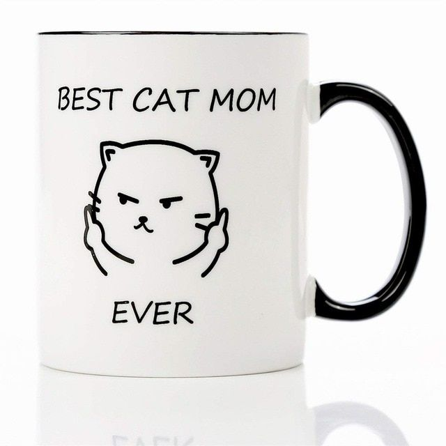 See the Incredible Funny Mom Cat Memes