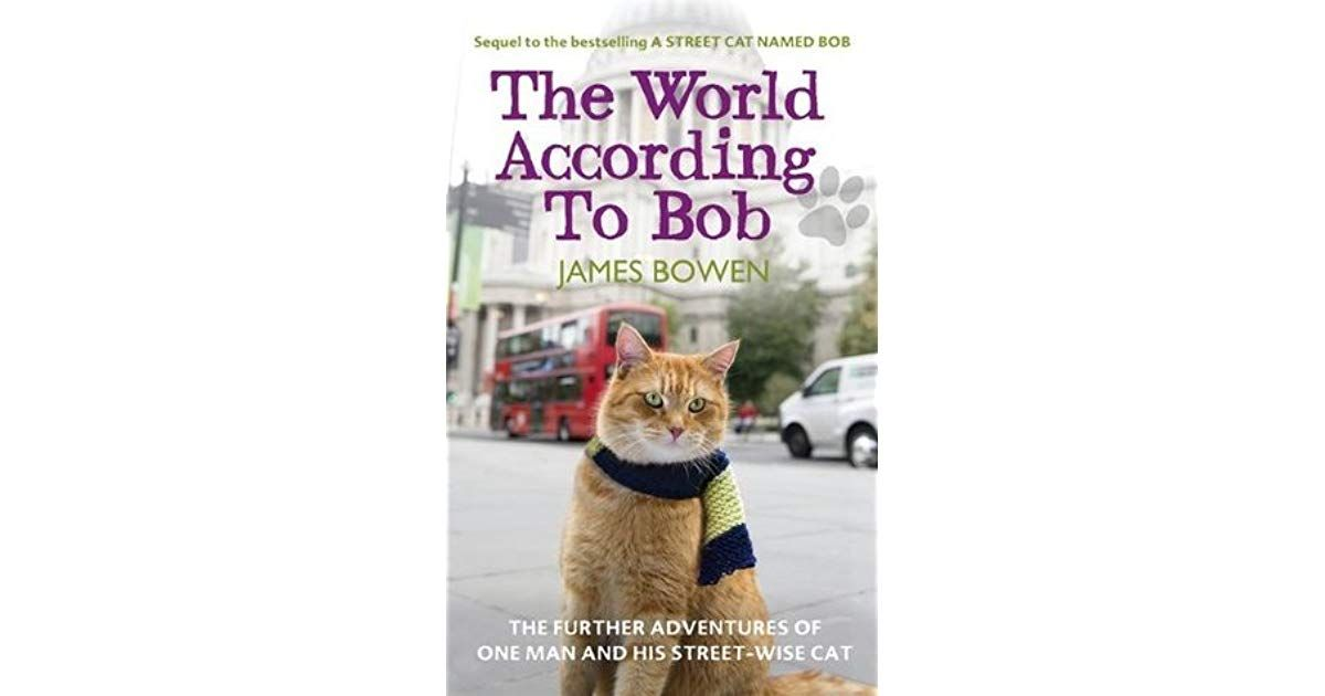 The World According to Bob The Further Adventures of e Man and His Street wise Cat by James Bowen
