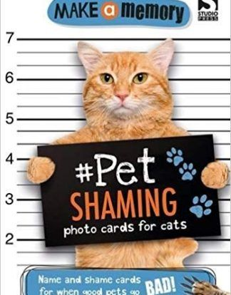 Make a Memory Pet Shaming Cat Name and shame photo cards for when good pets go bad Make Memory